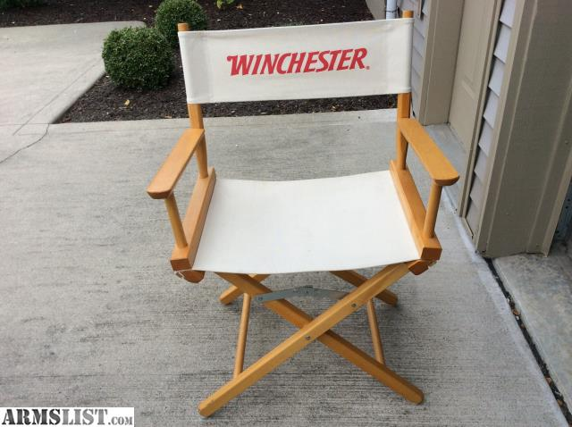 ARMSLIST For Sale Winchester folding chair