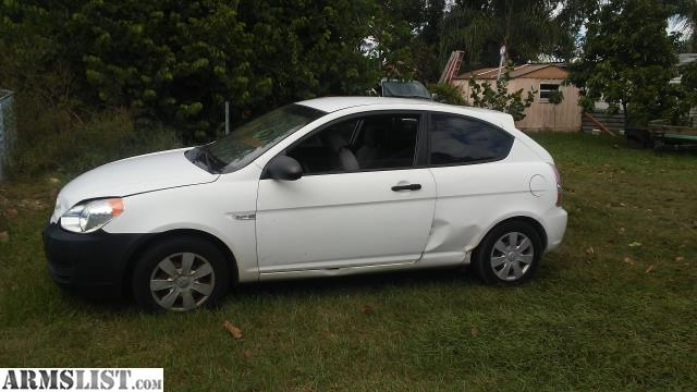 armslist for sale 2007 hyundai accent 2 dr hatchback. Black Bedroom Furniture Sets. Home Design Ideas
