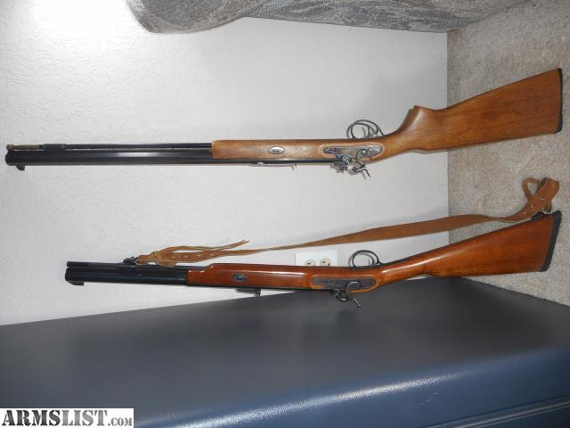 how to clean a thompson black powder rifle
