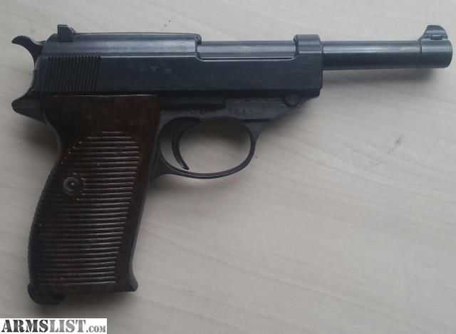 Walther p38 ac 44 dating 10