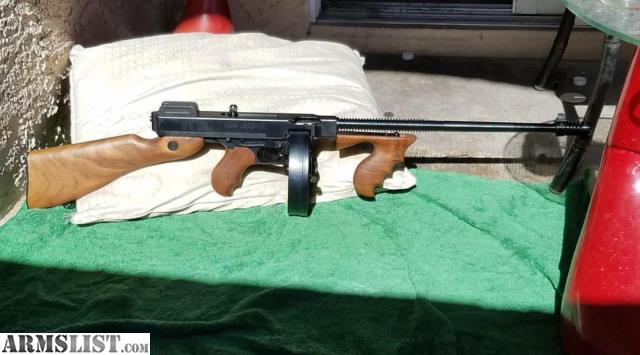 ARMSLIST - For Sale/Trade: A O  1927a1 tommy gun