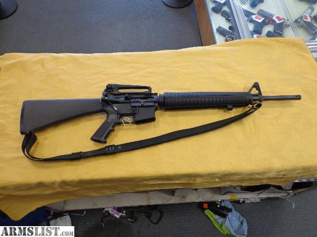 ARMSLIST - For Sale: Bushmaster xm-15 Es2 Competition 20