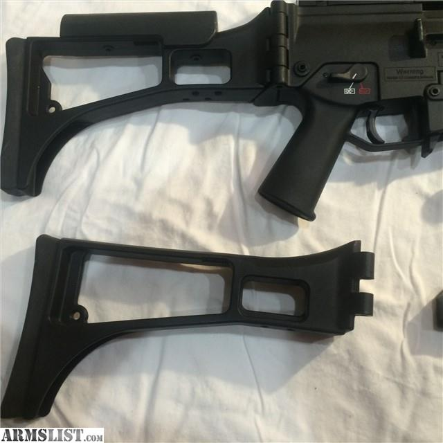 HK SL8/G36 conversion (Tbostic) Excellentl...