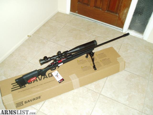 ARMSLIST - For Sale: Savage, 111 Long Range Hunter, Bolt