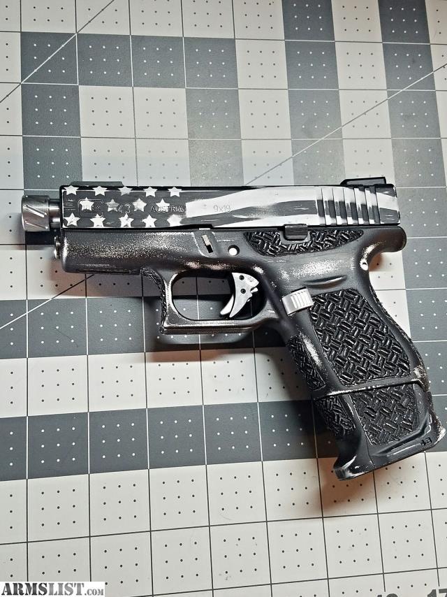 ARMSLIST - For Sale/Trade: Custom Glock 43