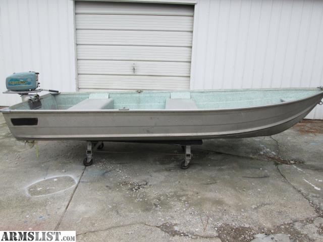 Armslist for sale trade clean aluminum fishing boat for Outboard motors for sale in wisconsin