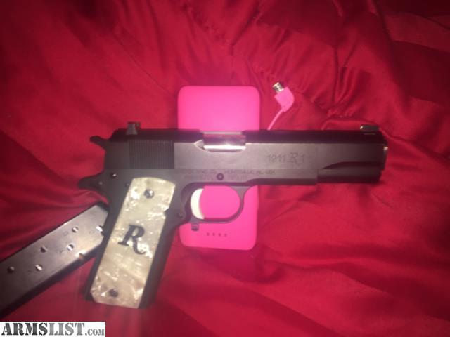 ARMSLIST - For Sale: 1911 Remington .45 cal