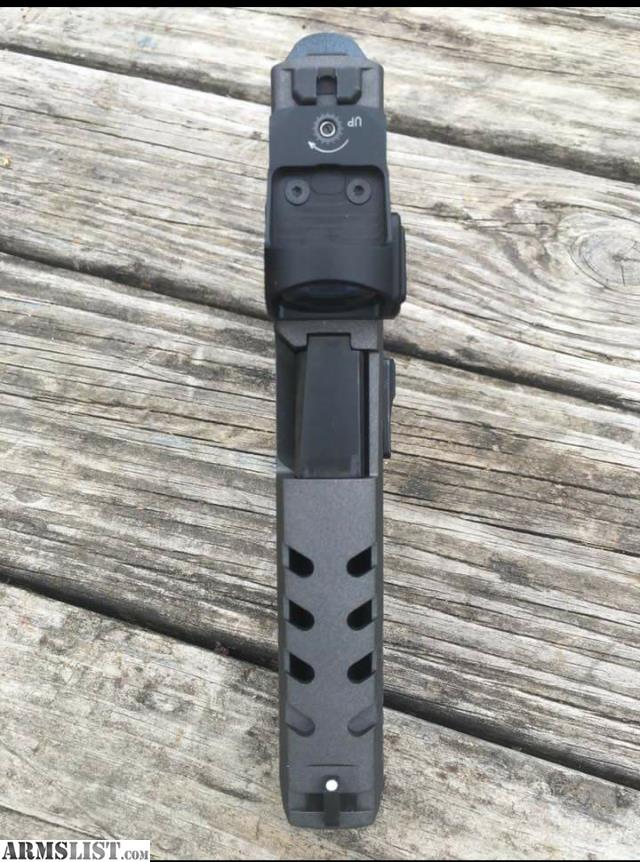 Armslist For Sale Trade Custom Sig P320 9mm