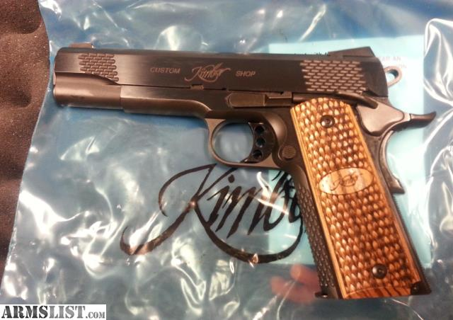 Armslist for sale like new kimber raptor ii 45acp