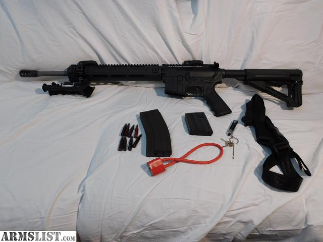 Armslist For Sale Custom Ar 15 Tons Of Accessories Obo