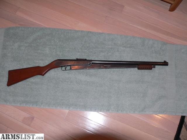 vintage daisy #25 bb gun