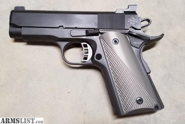 ARMSLIST - For Sale: RIA 1911-A1 CS Tactical 9mm