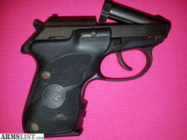 armslist for sale trade beretta 3032 tomcat 32 with crimson