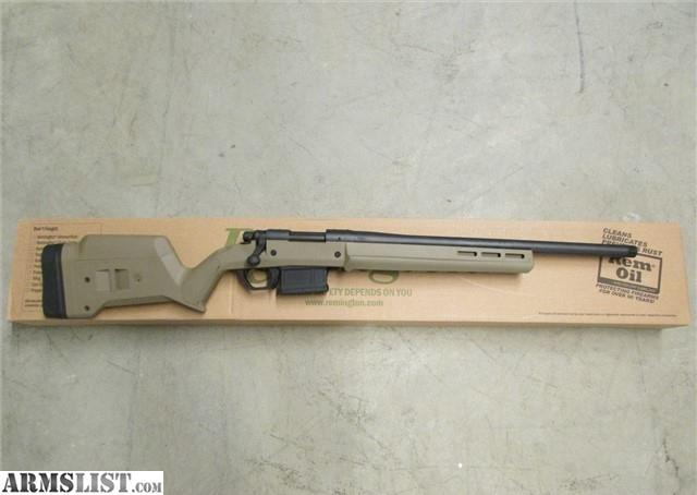 Armslist For Sale Remington 700 Sps Aac Sd Fde Magpul Stock 308 Win