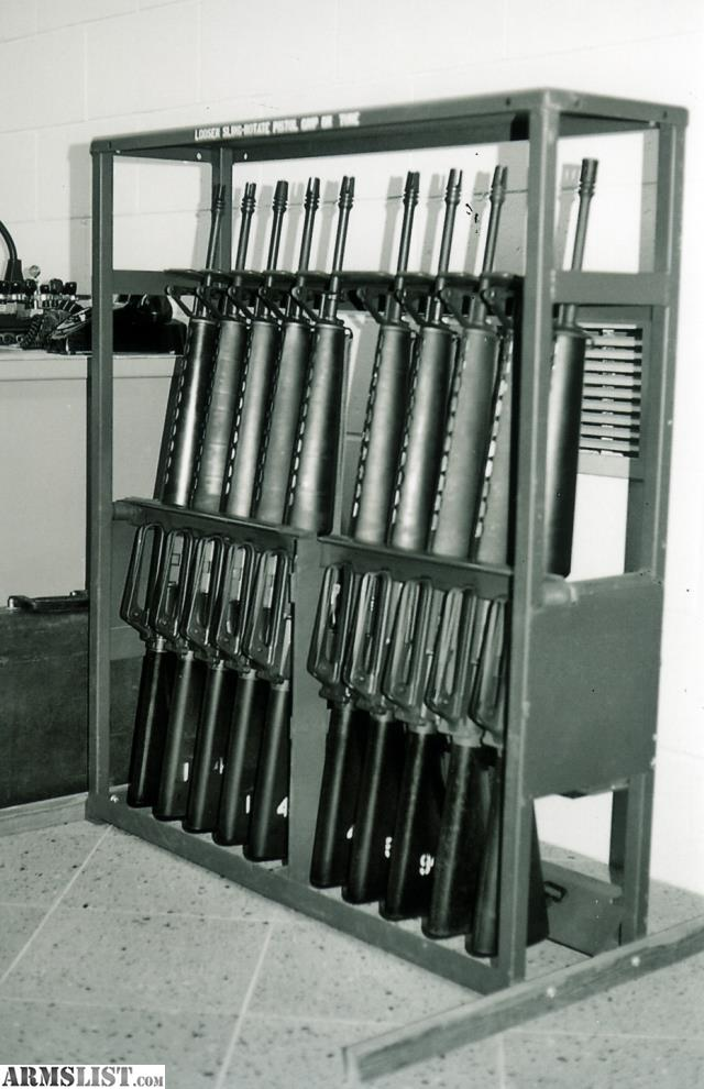 Armslist Want To Buy Usgi Rifle Handgun Racks