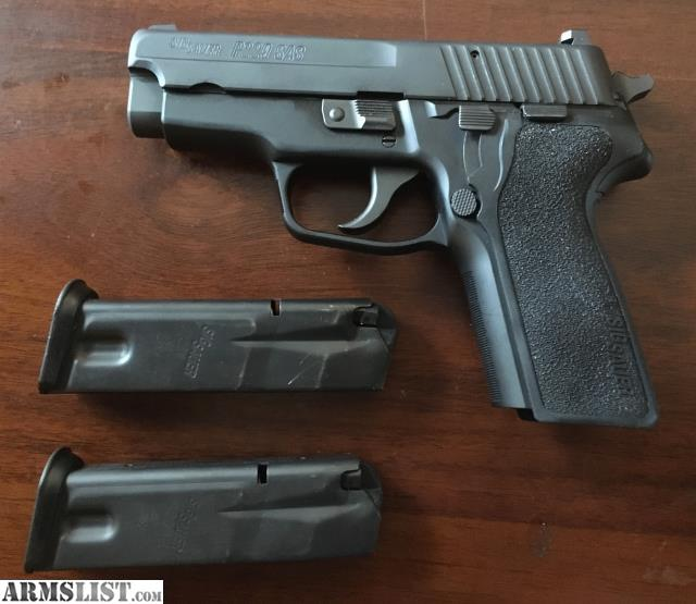 For Sale Trade Sig Sauer P229 9mm Tacpac With: For Sale/Trade: Sig Sauer P229 SAS