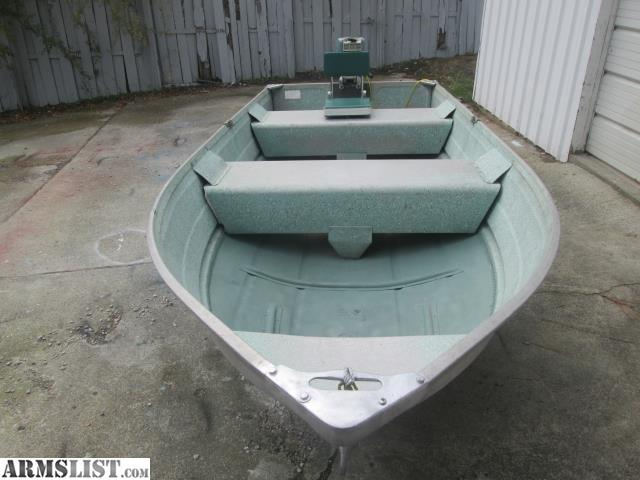 Armslist for sale trade trade clean 12ft aluminum for 12 foot fishing boat