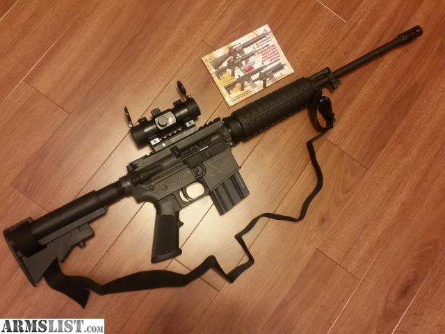 armslist for sale bushmaster carbon ar 15 rh armslist com AR-15 Optics Bushmaster Instruction Manual