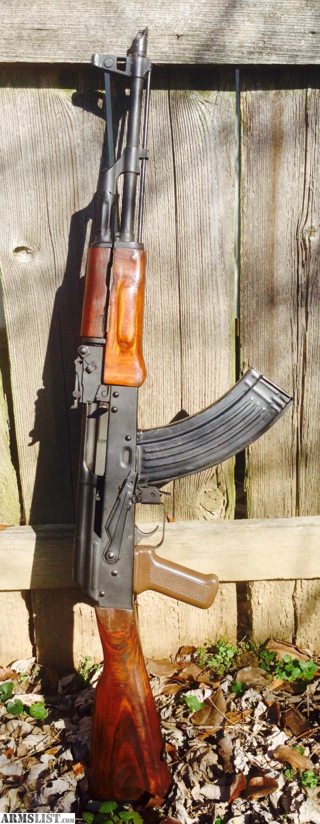 Ak ak 47 for sale by owner - Single Owner Bought 5 Years Ago From Atlantic Firearms Arabic Inscription On Receiver And Distance Numerals Are In Arabic