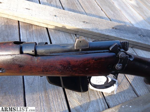 303 British Enfield Rifle Serial Numbers