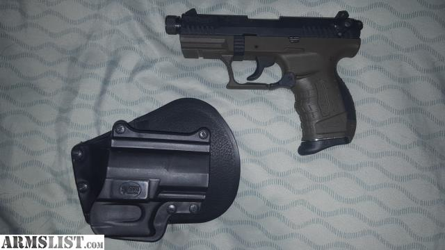 ARMSLIST - For Sale: Walther p22