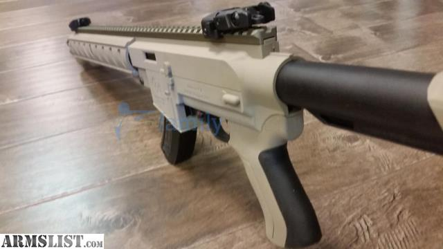 armslist for sale ruger 10 22 ati ar22 fde 16 1 15 1