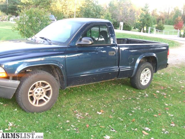 armslist for sale 2003 dodge dakota mopar. Black Bedroom Furniture Sets. Home Design Ideas