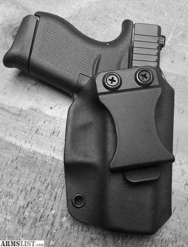 ARMSLIST - For Sale: Glock IWB Kydex CCW holsters - 17 19 ...