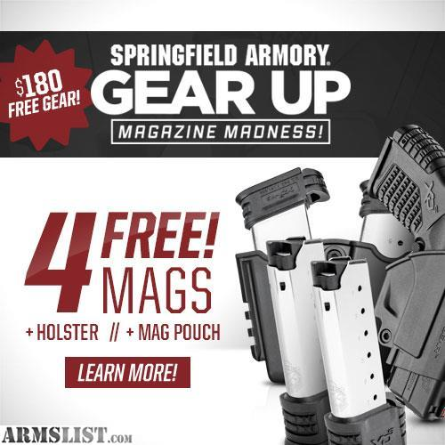 Springfield armory discount coupon