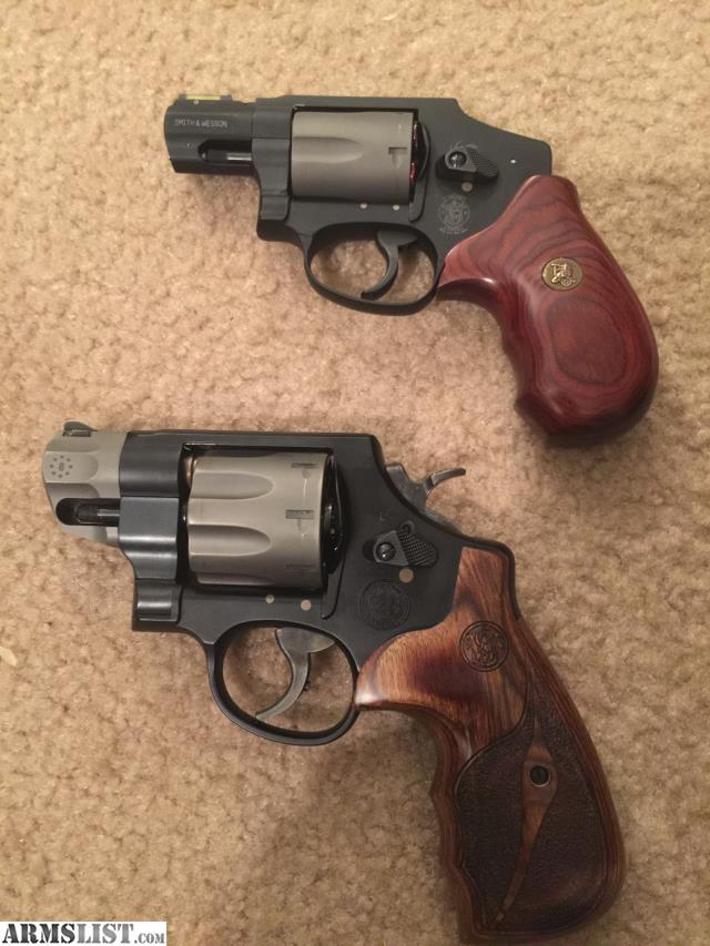 Armslist For Sale Trade Smith And Wesson 340pd Extras