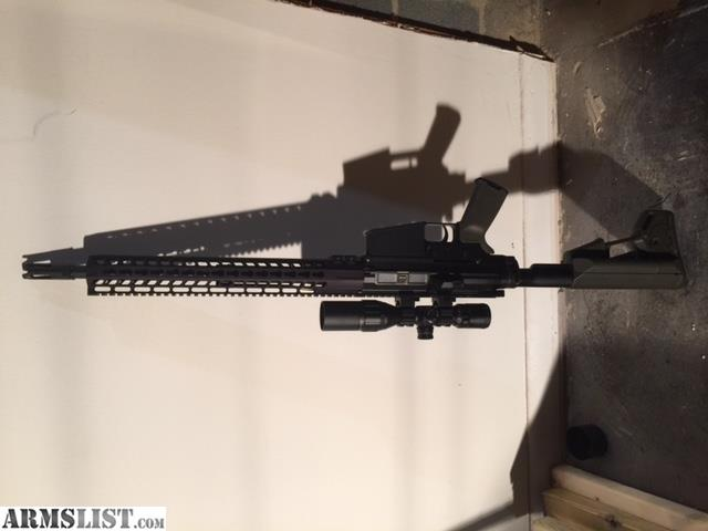 Armslist for sale dpms lr 308 slr rail scope magpul for Lr furniture