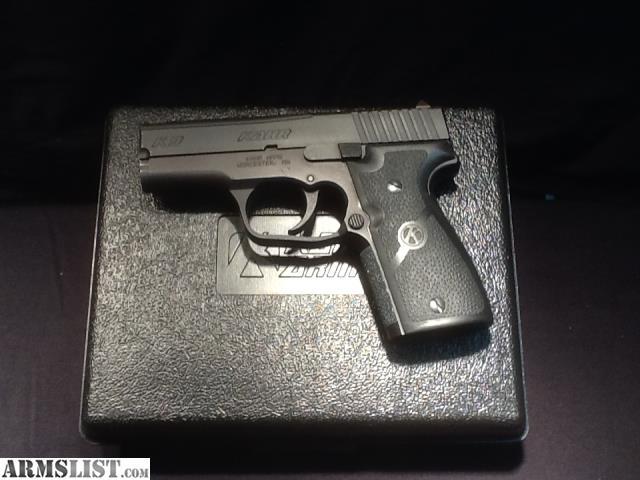 armslist for sale trade kahr k9 black rh armslist com Kahr MK9 Kahr K9 Wood Grips