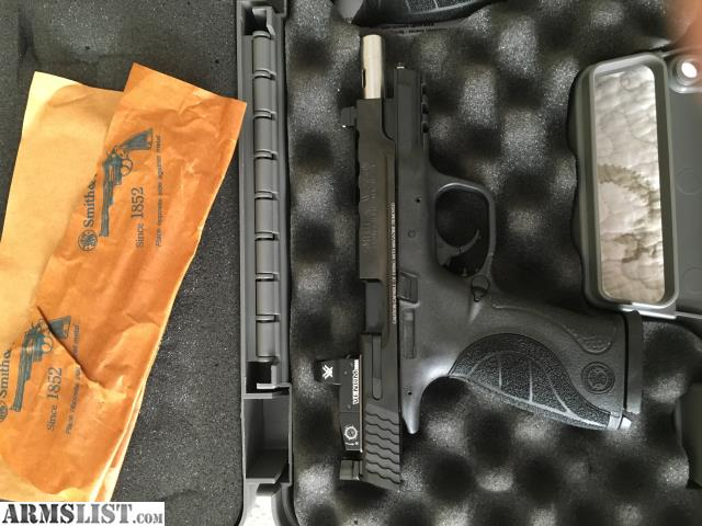 Armslist for sale s w m p core performance center for M p ported core 9mm