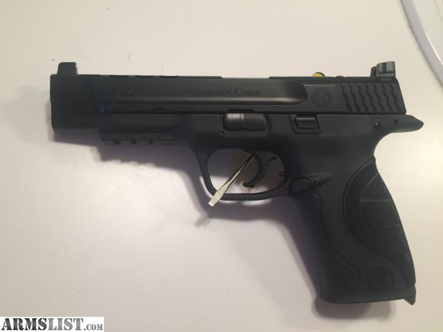 Armslist for sale s w m p9l core ported for M p ported core 9mm