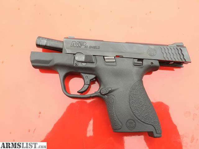 M And P Shield 40 ARMSLIST - For Sale: M...