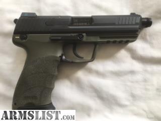 ARMSLIST - For Sale: H&K HK45 tactical