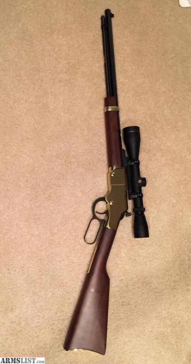 Armslist For Sale Henry Golden Boy 22lr