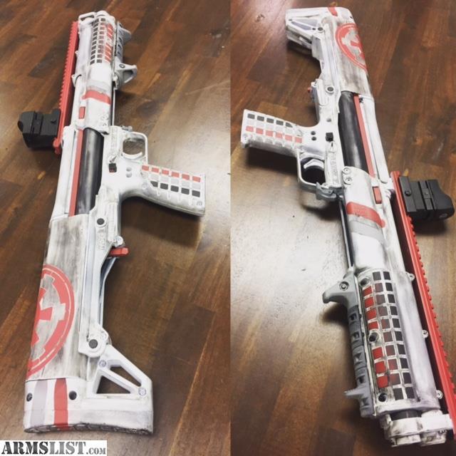ARMSLIST - For Sale: Kel-Tec KSG Custom