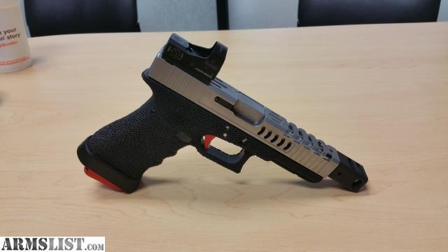 Ps90 For Sale >> ARMSLIST - For Sale: Glock 17 race gun
