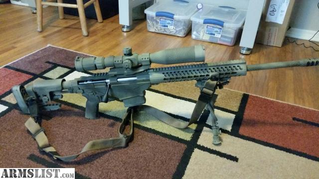 ARMSLIST - For Sale: Ruger Precision Rifle