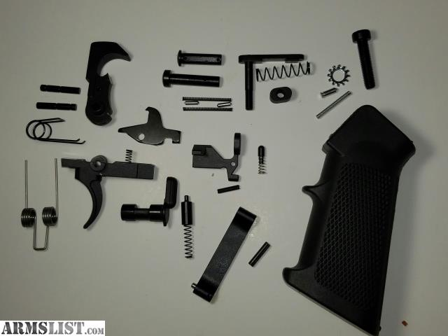 Rock river lower parts kit single stage trigger