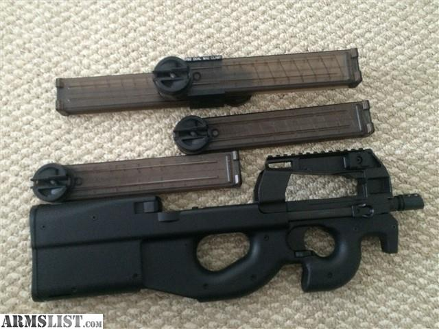 Ps90 For Sale >> ARMSLIST - For Sale: FN PS90 SBR