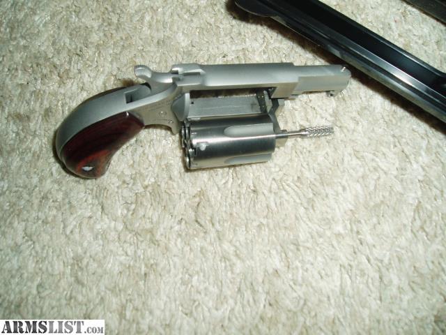 ARMSLIST - For Sale: North American Arms, Mini Revolver