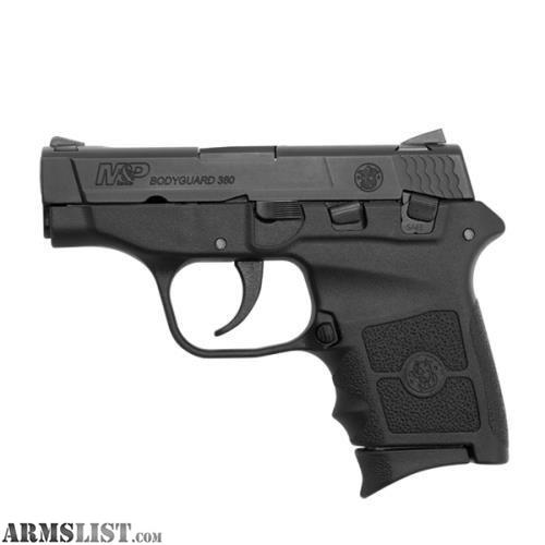 Armslist For Sale Smith And Wesson Bodyguard 380