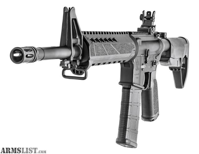 "ARMSLIST - For Sale: Springfield Armory SAINT 16"" BLACK ..."