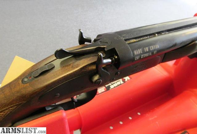 Armslist For Sale Century Arms Jw2000 Sxs Coach Gun
