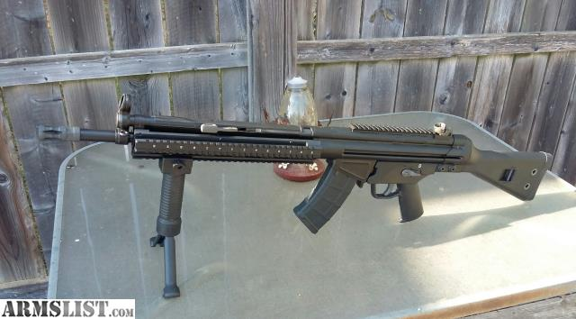 Armslist for saletrade ptr 32 like new ptr 32 hk 32 clone very high quality rifle chambered in 762x39 and uses standard ak47 magazines hk 91 32 parts interchange publicscrutiny Choice Image