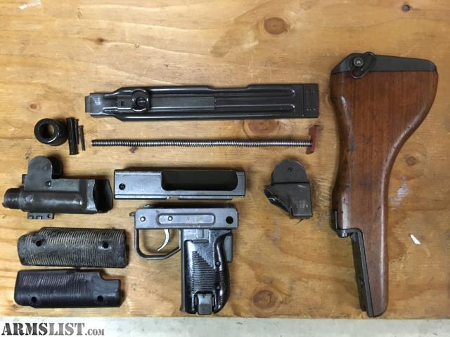 uzi machine gun sales