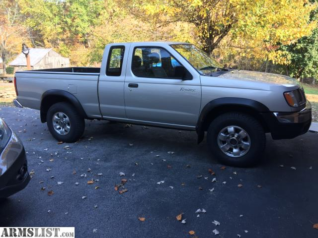 armslist for sale 1998 nissan frontier 4x4 like new. Black Bedroom Furniture Sets. Home Design Ideas
