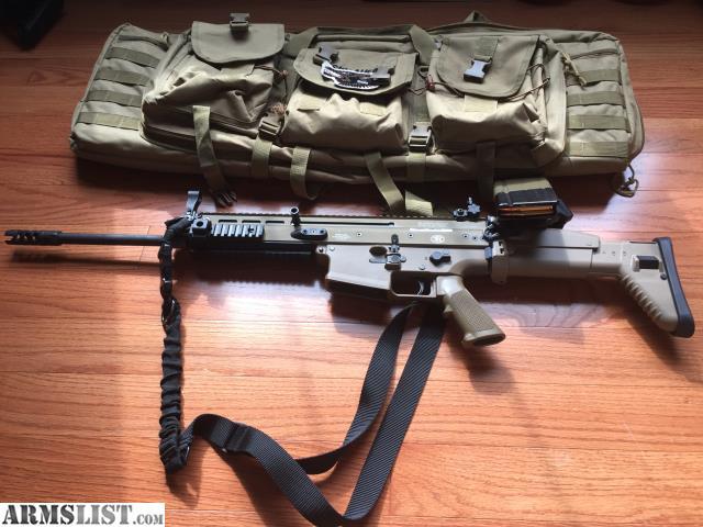 Armslist for sale fde scar 17s
